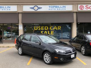Used 2013 Volkswagen Golf Wagon Comfortline with Bluetooth for sale in Vaughan, ON