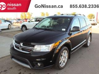 Used 2014 Dodge Journey RT HEATED SEATS PUSH START SIRIUS RADIO for sale in Edmonton, AB