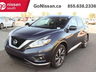 Used 2016 Nissan Murano PLATINUM 4DR AWD BACK UP CAMERA NAVIGATION BLUETOOTH for sale in Edmonton, AB