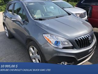 Used 2015 Buick Encore CX for sale in Rivière-Du-Loup, QC