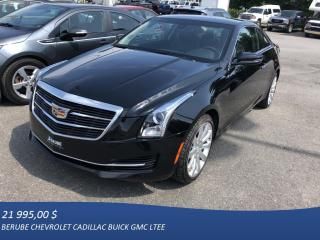 Used 2015 Cadillac ATS for sale in Rivière-Du-Loup, QC