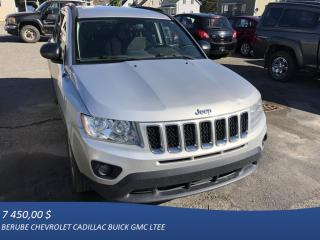 Used 2011 Jeep Compass Sport for sale in Rivière-Du-Loup, QC