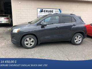 Used 2016 Chevrolet Trax Lt Crossover for sale in Rivière-Du-Loup, QC