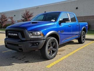 Used 2019 RAM 1500 Classic Warlock 4x4 Crew Cab for sale in Edmonton, AB