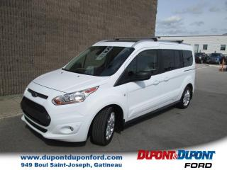 Used 2018 Ford Transit Connect XLT avec 2 portes coulissantes et hayon for sale in Gatineau, QC