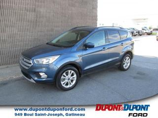Used 2018 Ford Escape SE for sale in Gatineau, QC