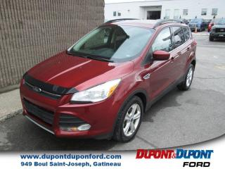 Used 2014 Ford Escape 4 portes SE, Traction intégrale for sale in Gatineau, QC
