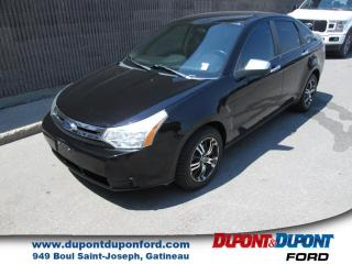 Used 2009 Ford Focus Berline SE 4 portes for sale in Gatineau, QC