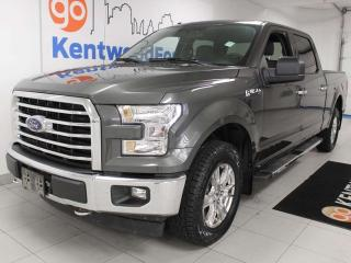Used 2017 Ford F-150 XLT XTR 4x4 with keyless entry, back up cam, trailer assist for sale in Edmonton, AB