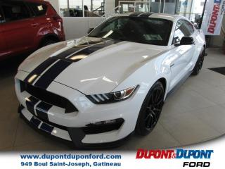 Used 2016 Ford Mustang Shelby GT350 à toit fuyant 2 portes for sale in Gatineau, QC