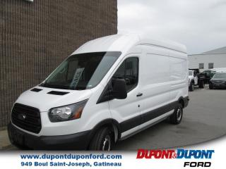 Used 2018 Ford Transit T-250 toit surélevé 148 po PNBV de 9 000 for sale in Gatineau, QC