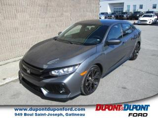 Used 2017 Honda Civic Sport 5 portes BM for sale in Gatineau, QC