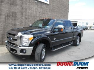 Used 2016 Ford F-250 4 RM, Cabine multiplaces 156 po, LARIAT for sale in Gatineau, QC