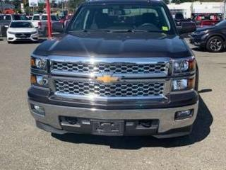 Used 2015 Chevrolet Silverado 1500 LT 5.3L V8 Crew Cab *1 Owner, No Accidents!* for sale in Campbell River, BC