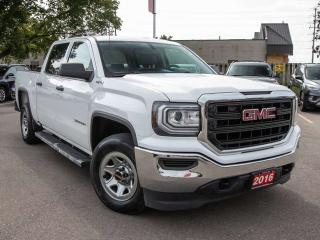 Used 2016 GMC Sierra 1500 4x4 Crew Cab Pickup 143.5 in. WB for sale in Brantford, ON