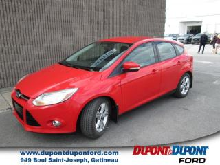 Used 2012 Ford Focus Hayon 5 portes SE for sale in Gatineau, QC