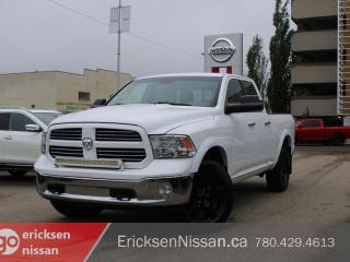 Used 2013 RAM 1500 OUTDOORSMAN l 4x4 l Buckets l Dual exhaust l Hemi for sale in Edmonton, AB