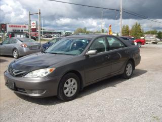 Used 2006 Toyota Camry LE for sale in Fenelon Falls, ON