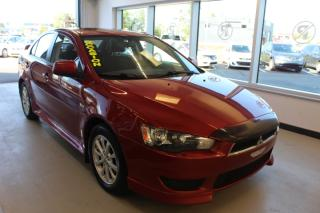 Used 2011 Mitsubishi Lancer automatique avec look sport tout equipee for sale in Lévis, QC