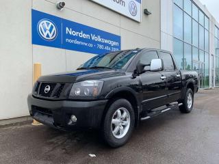 Used 2012 Nissan Titan PRO-4X CREW CAB for sale in Edmonton, AB