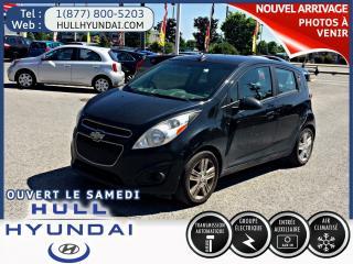 Used 2013 Chevrolet Spark LS, PARFAIT POUR ÉTUDIANT! À VOIR! for sale in Gatineau, QC