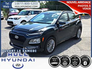 Used 2019 Hyundai KONA 2.0L Preferred BLUETOOTH VOLANT CHAUFFANT ET +!!! for sale in Gatineau, QC