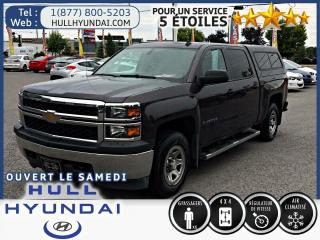 Used 2014 Chevrolet Silverado 1500 WT  4x4 4portes automatique for sale in Gatineau, QC