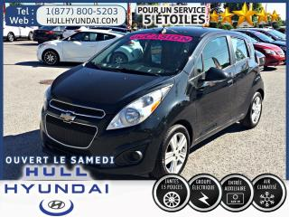 Used 2014 Chevrolet Spark LS, ÉCONOMIQUE, BAS PRIX, WOW !!!! for sale in Gatineau, QC