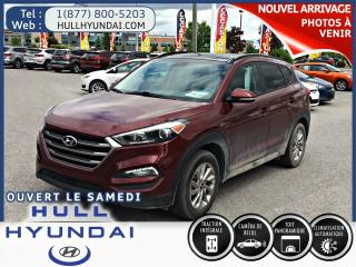 Used 2017 Hyundai Tucson SE 2.0 awd et cuir et toit pano for sale in Gatineau, QC
