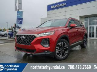 Used 2020 Hyundai Santa Fe LIMI for sale in Edmonton, AB