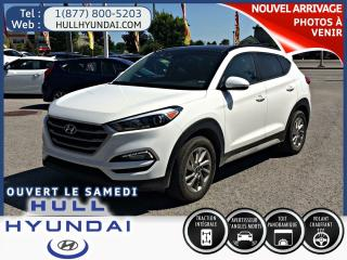 Used 2018 Hyundai Tucson SE AWD, Cuir, toit pano, Android Auto et plus for sale in Gatineau, QC