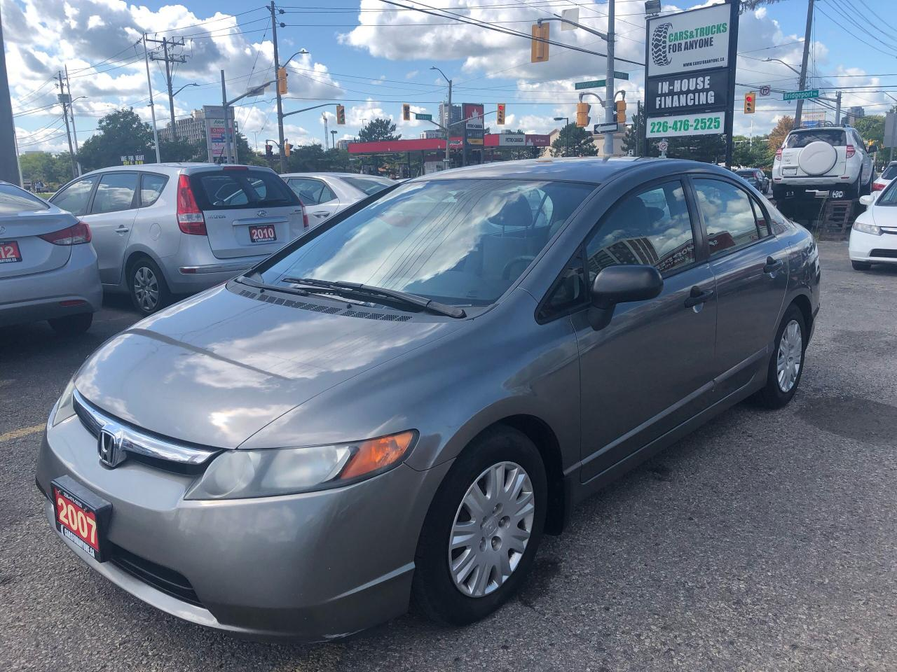 2007 Honda Civic Michelin Tires l Automatic l AC