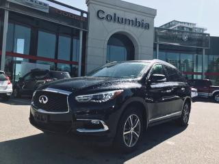 Used 2019 Infiniti QX60 PURE- Local/Nav/Roof/Leather/7 Passenger for sale in Richmond, BC