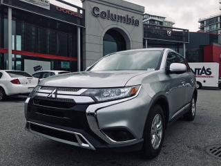 Used 2019 Mitsubishi Outlander ES AWC- Accident Free / Back Up Camera / Heated seats / No Dealer Fees for sale in Richmond, BC
