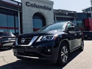 Used 2019 Nissan Pathfinder SL AWD- Local/No Accident/Nav/Roof/Leather for sale in Richmond, BC