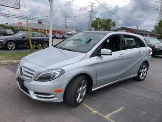 Used 2014 Mercedes-Benz B-Class B 250 Sports Tourer for sale in Burlington, ON