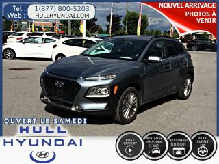 Used 2019 Hyundai KONA 2.0L Luxury, AWD, Seulement 11575 km! WOW for sale in Gatineau, QC