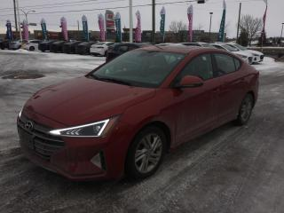 Used 2019 Hyundai Elantra Ensemble soleil sécurité! Sun and Safety! for sale in Gatineau, QC