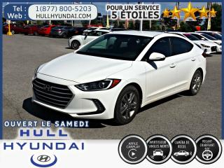 Used 2017 Hyundai Elantra GL, WOW 2017 à bas prix! for sale in Gatineau, QC