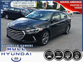 Used 2017 Hyundai Elantra SE Toit ouvrant Mag et Bluetooth !!!! for sale in Gatineau, QC
