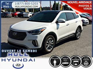 Used 2018 Hyundai Santa Fe XL Luxury 6 Passenger AWD et cuir for sale in Gatineau, QC