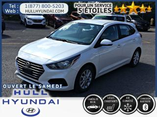 Used 2019 Hyundai Accent Preferred for sale in Gatineau, QC