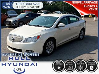 Used 2010 Buick LaCrosse CXL for sale in Gatineau, QC
