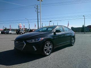 Used 2017 Hyundai Elantra SE, toit, caméra, push to start! WOW for sale in Gatineau, QC