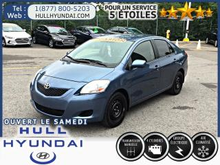 Used 2012 Toyota Yaris Berline, Manuelle, BAS PRIX, BAS KM, WOW A VOIR for sale in Gatineau, QC