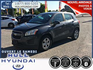 Used 2013 Chevrolet Trax LS, BAS PRIX, BAS KM!!! À QUI LA CHANCE? for sale in Gatineau, QC