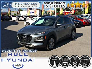 Used 2019 Hyundai KONA 2.0L Luxury, CUIR, TOIT OUVRANT, AWD 2019!! for sale in Gatineau, QC