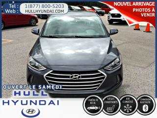Used 2017 Hyundai Elantra GL BLUETOOTH SIÈGES CHAUFFANTS ET + !!! for sale in Gatineau, QC