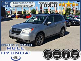 Used 2016 Subaru Forester 2.5i Limited, TOIT OUVRANT, 4 ROUE MOTRICES!! for sale in Gatineau, QC
