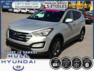 Used 2013 Hyundai Santa Fe Sport 2.4 a/c a tres bon prix for sale in Gatineau, QC